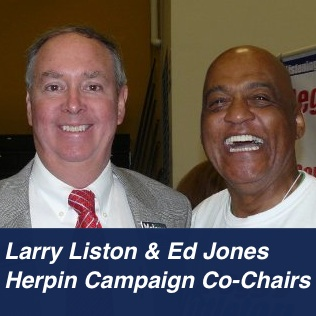 Listin and Jones - Campaign Co-Chairs
